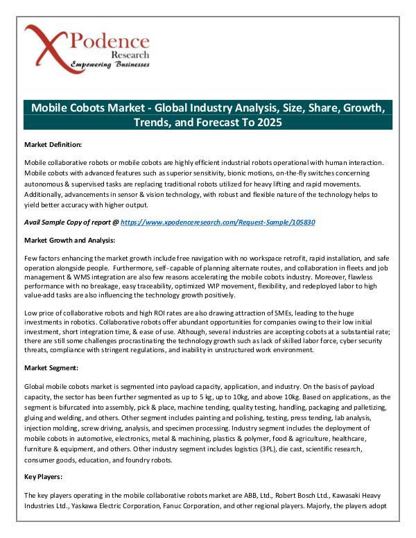 current business affairs global mobile cobots market 2018 joomag newsstand