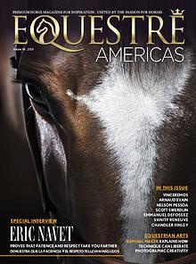 Equestre Americas Magazine - Issue 08 - 2018