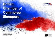 BritCham Singapore Brochure