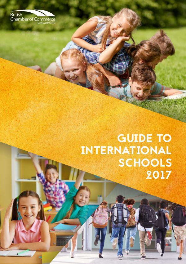 Guide to International Schools 2017