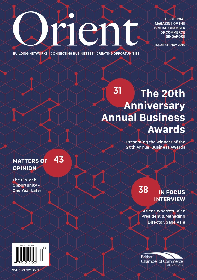 Issue 74 - November 2019