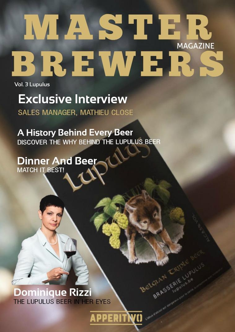 Master Brewers Lupulus Edition EN