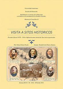 Revista Visita a Sitios Historicos