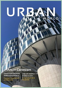 Urban World Anton Magazine