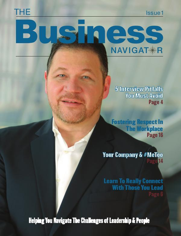 The Business Navigator Issue 1