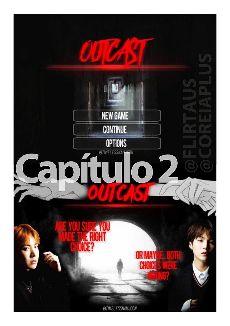 BTS OUTCAST Capítulo 2