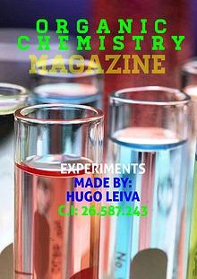 Organic Chemistry Experiments