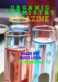 Organic Chemistry Experiments