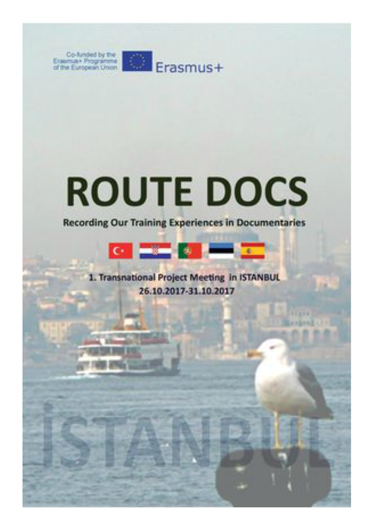 ROUTE DOCS-1.th TPM ISTANBUL Route Docs- Istanbul