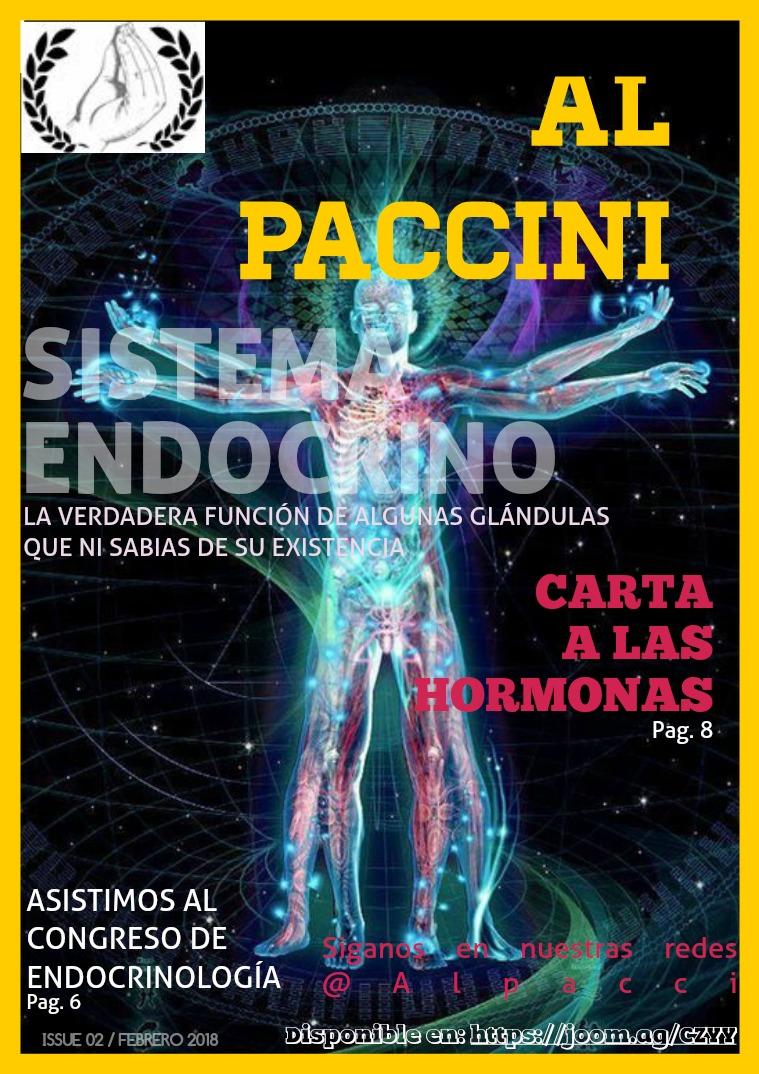 AL PACCINI 3 Sistema endocrino