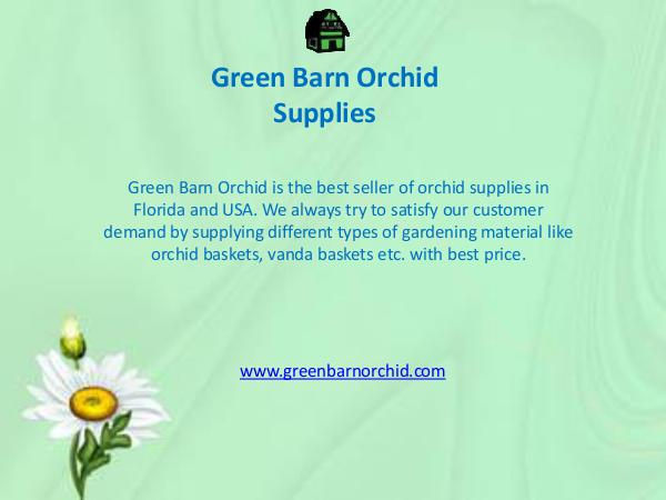 Orchid Baskets for Sale Online in Florida orchid baskets
