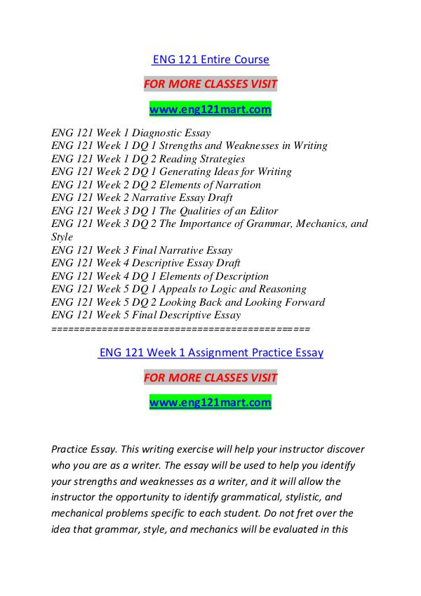 What are your strengths and weaknesses as a writer essay