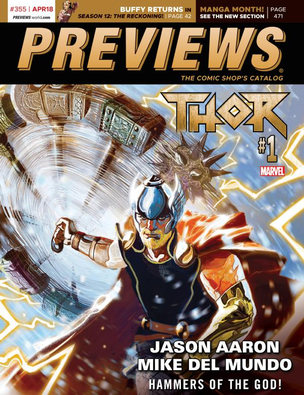 PREVIEWS April 2018