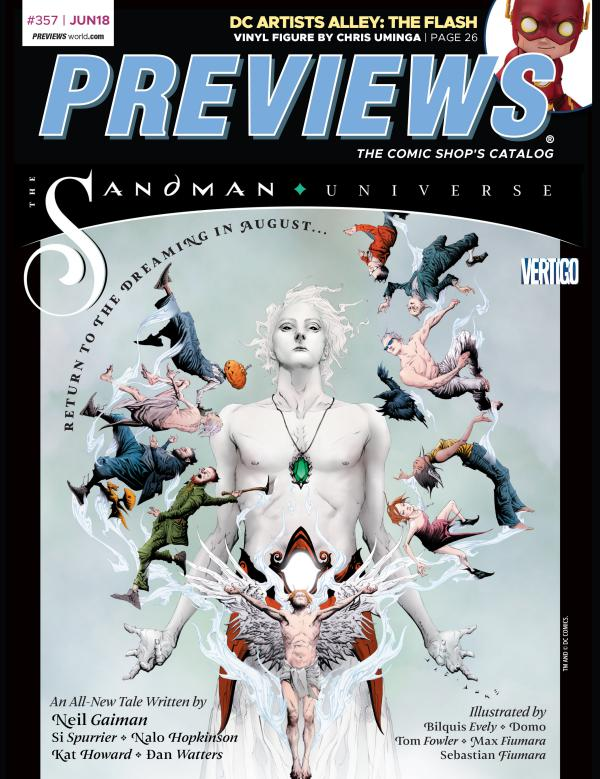 PREVIEWS June 2018