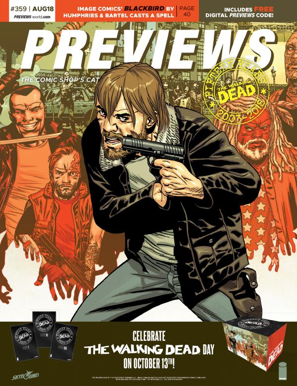 PREVIEWS August 2018
