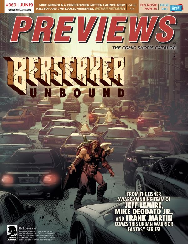 PREVIEWS June 2019