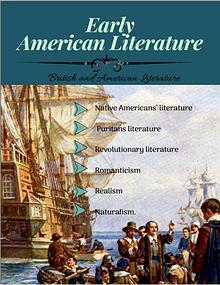 EARLY AMERICAN LITERATURE MAGAZINE