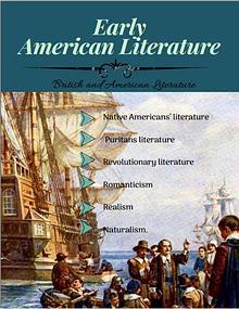EARLY AMERICAN LITERATURE MAGAZINE