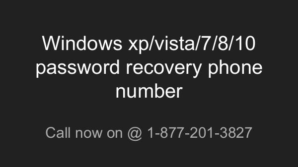 1-877-201-3827 windows 10 password recovery phone number   Rest Google toll free number