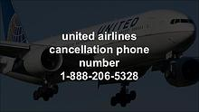 united airlines customer service number