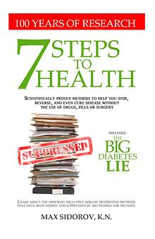 7 Steps to Health and The Big Diabetes Lie PDF EBook Free Download