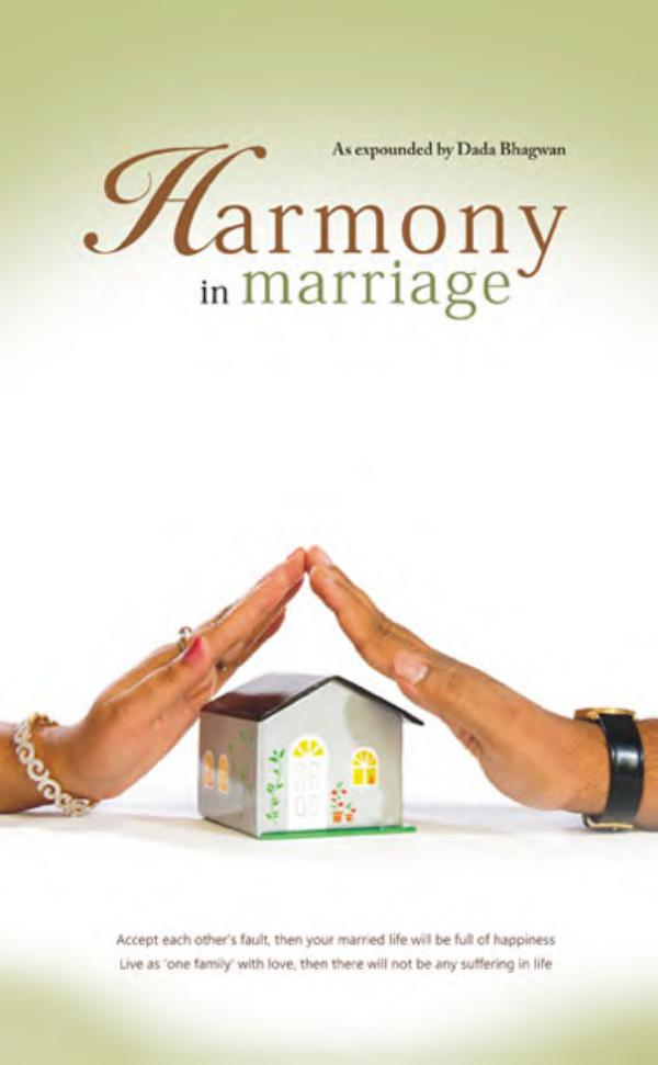 Harmony In Marriage Harmony In Marriage