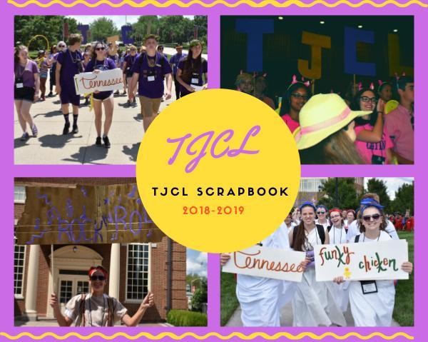 TJCL Scrapbook TJCL SCRAPBOOK