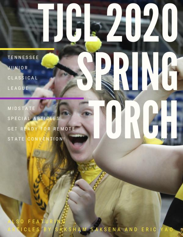 TJCL Torch TJCL 2020 Spring Torch