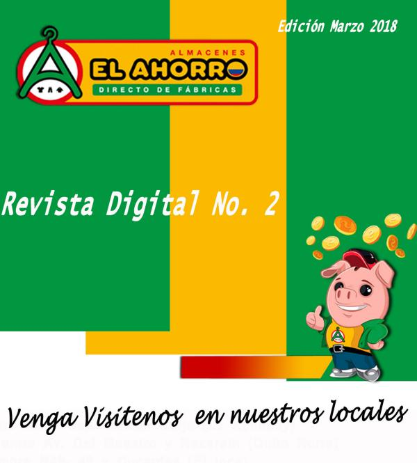 Revista Digital Marzo 2018