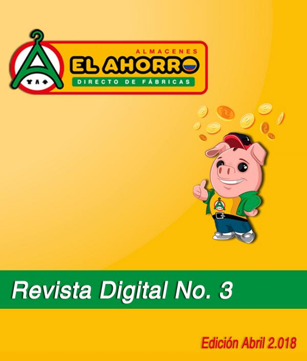 Revista Digital AEH Abril 2018
