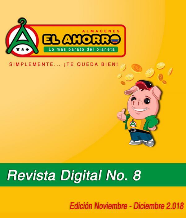 """""""El Ahorro"""" Noviembre - Diciembre 2018"""
