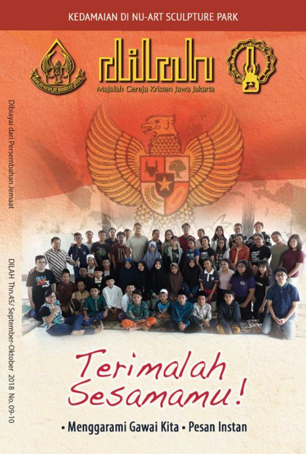 Majalah Dilah GKJ Jakarta Dilah September-Oktober18 e-book