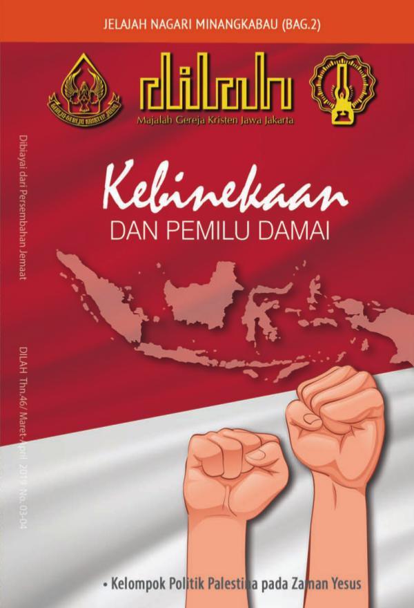 Majalah Dilah GKJ Jakarta Dilah Maret-April'19 e-book