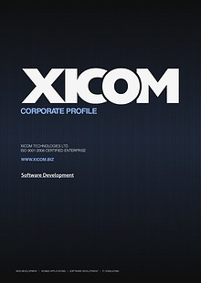 Software Development Company - Xicom Technologies Ltd.