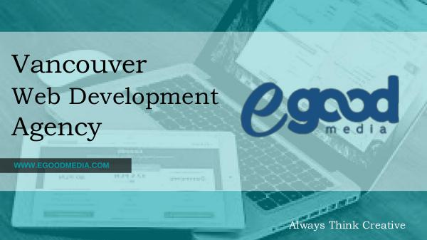 eGoodMedia | Vancouver Web Development Agency eGoodMedia  - Vancouver Web Development Agency