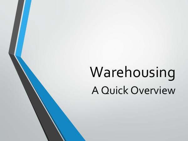 RTL Reliable Transportation Warehousing - A Quick Overview