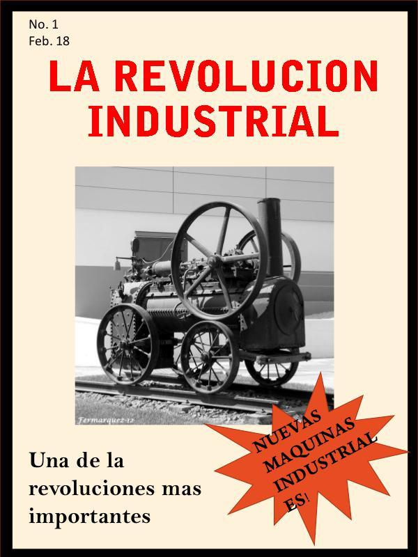 revolucion industrial LA REVOLUCION INDUSTRIAL