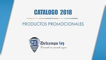 CATALOGO PROMOCIONALES 2018