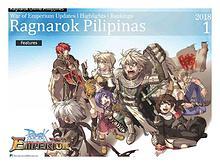 RagnarokPilipinas E-Magazine Project