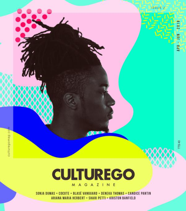 CULTUREGO MAGAZINE APRIL- JUNE 2018