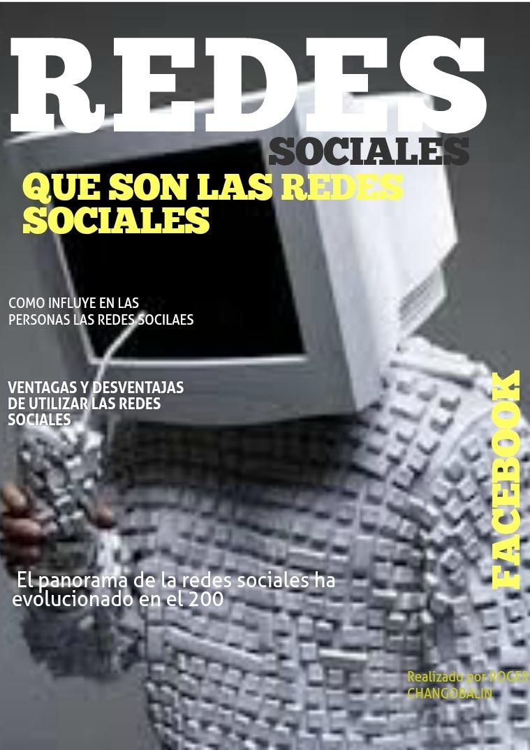 Redes Sociales RCh 1