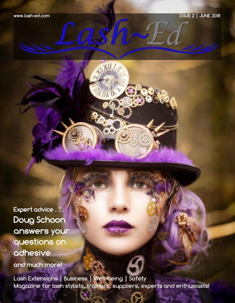 Lash-Ed Issue 2 June 2018