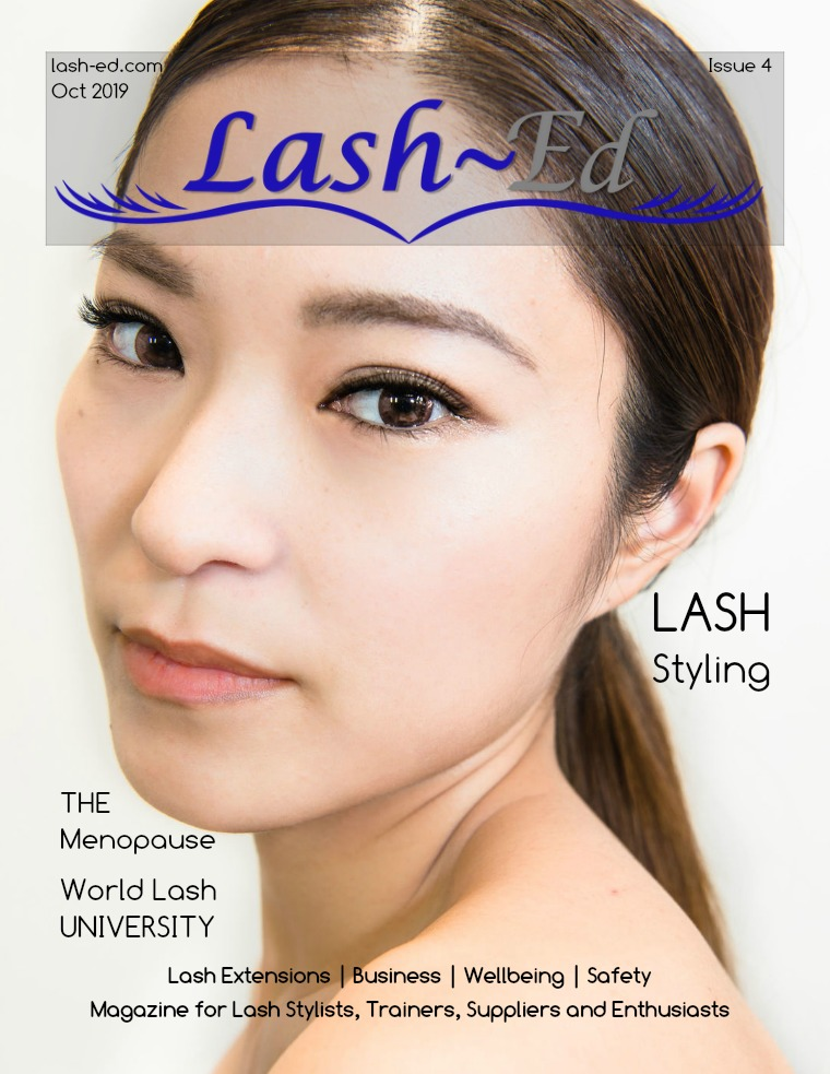Lash-Ed Issue 4 October 2019