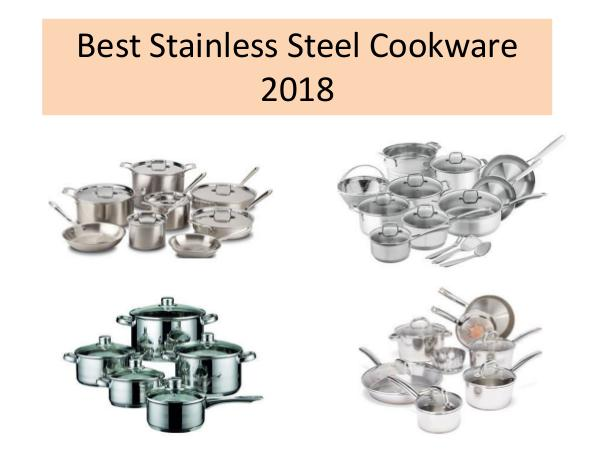 Best Ceramic Cookware Reviews 2018: 10 Top Expert Picked Best_Stainless_Steel_Cookware_2018_1