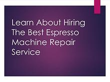 Espresso Machine - Saeco Espresso Machine   Breville   Delonghi