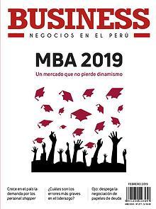 Revista Business Mes de Febrero 2019