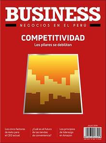 Revista Business Mes de Julio 2019