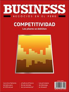 Revista Business Mes de Agosto 2019