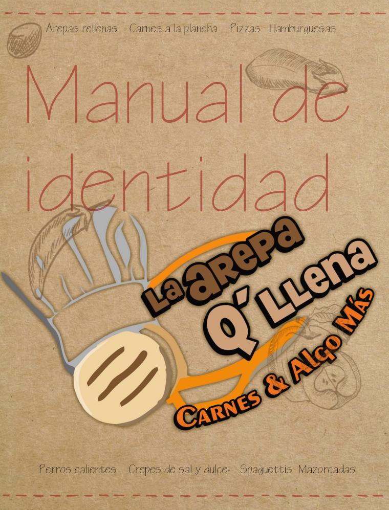 Manual de indentidad Manual de Identidad