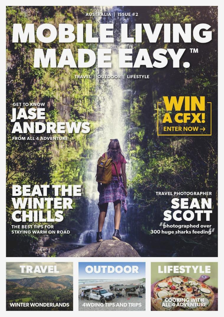 Mobile Living Made Easy Australia Issue 2